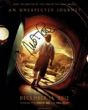 Martin Freeman Autograph Signed - The Hobbit